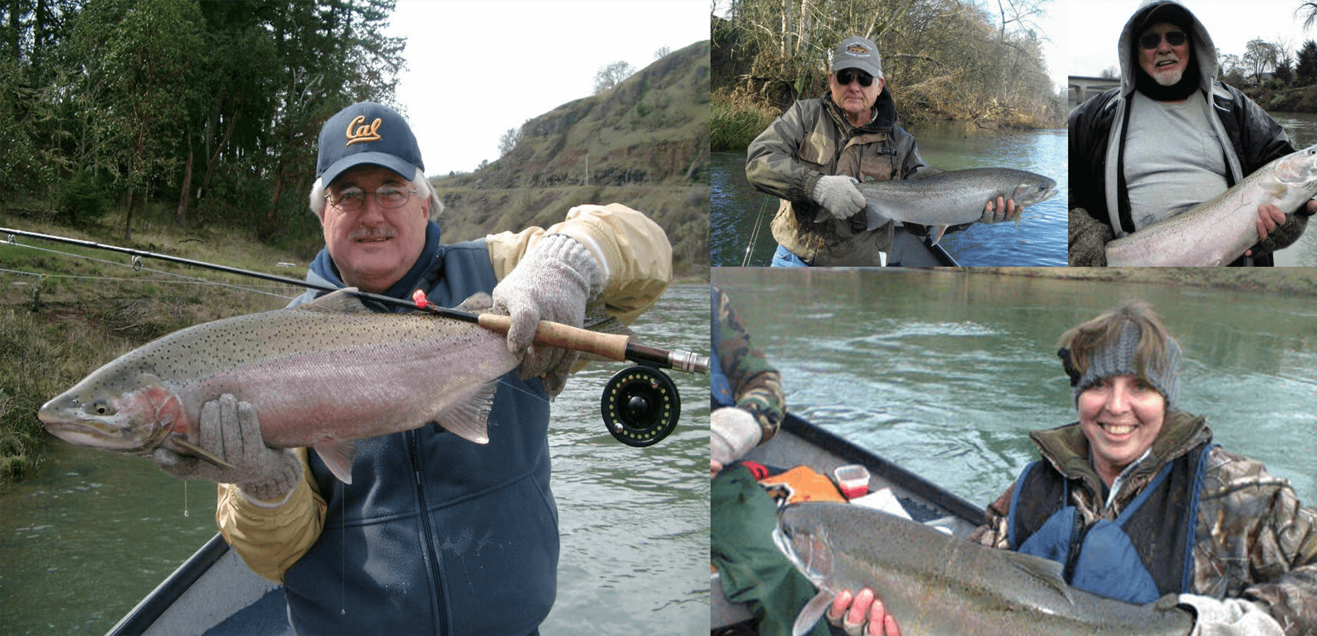 Drift Fishing Roseburg OR