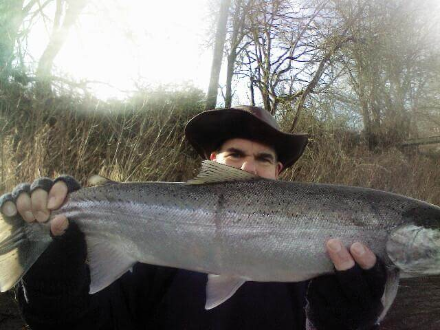 Jim T Winter Steelhead